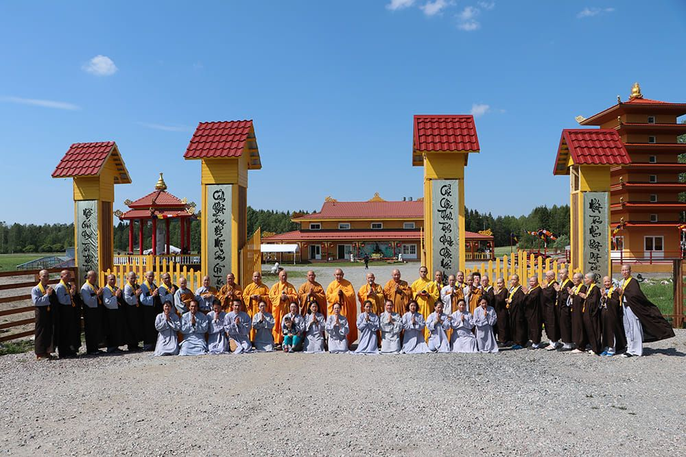 Hướng dẫn đến chùa Liên Tâm